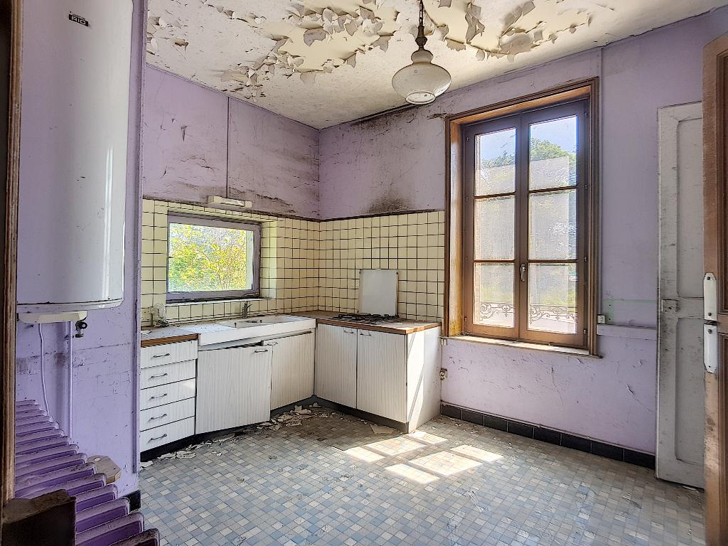 A vendre Maison HOUDELAINCOURT 158m² 8 piéces