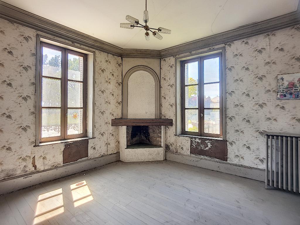 A vendre Maison HOUDELAINCOURT 45.000 8 piéces