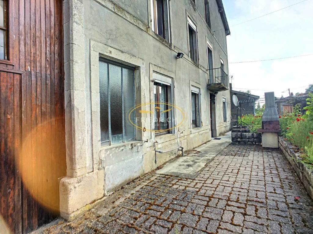 A vendre Maison GRIMAUCOURT PRES SAMPIGNY 50.000