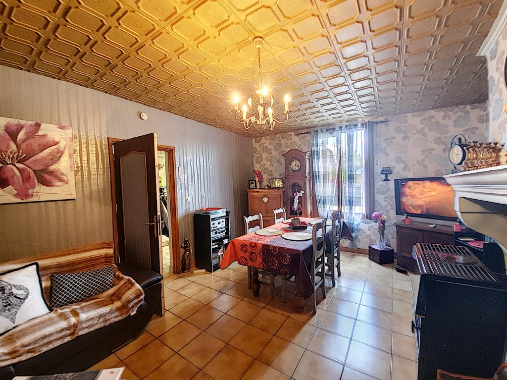A vendre Maison REVIGNY SUR ORNAIN 81m² 4 piéces