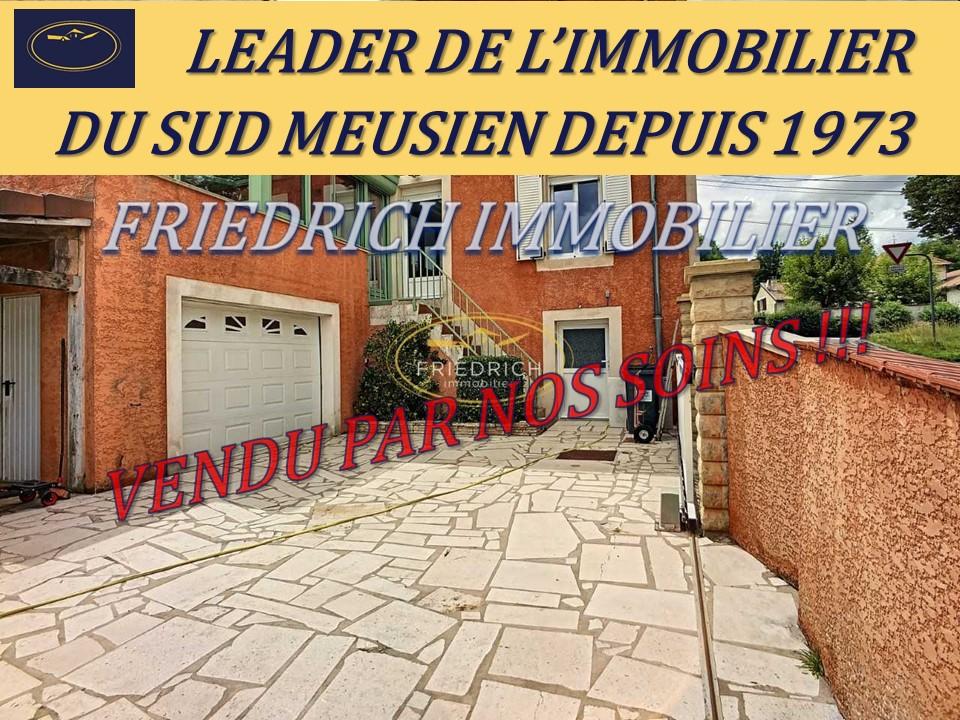 A vendre Maison SAMPIGNY 195m²