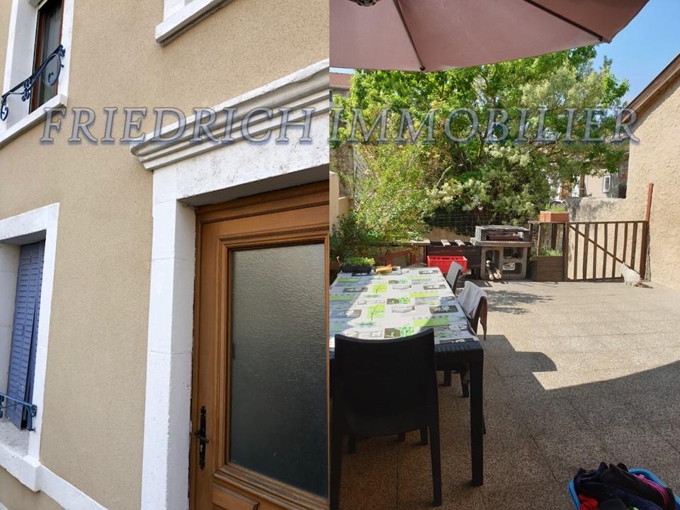 A vendre Maison SAINT MIHIEL 145m² 105.000 5 piéces
