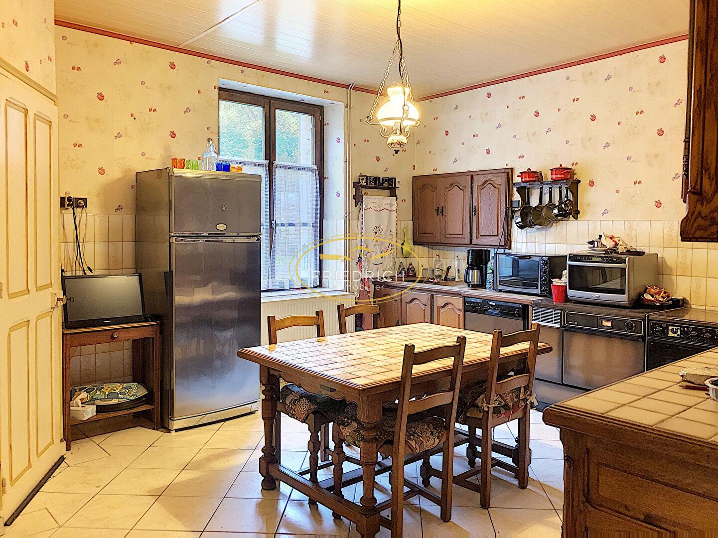 A vendre Maison APREMONT LA FORET 185.000