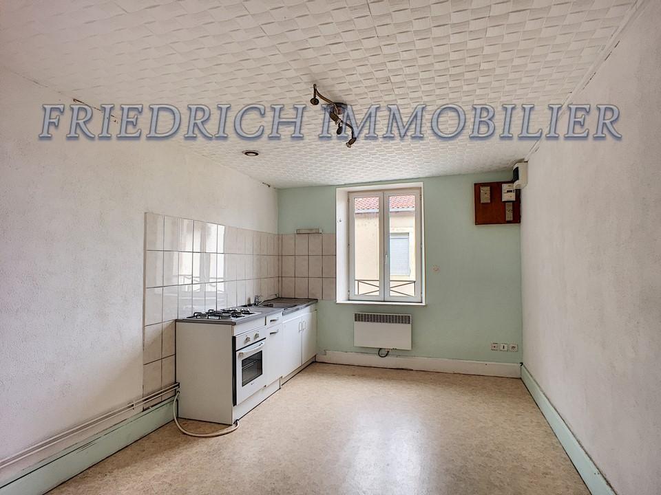 A louer Appartement LEROUVILLE 2 piéces