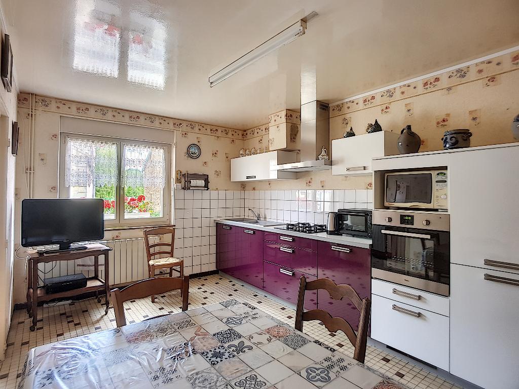 A vendre Maison LIGNY EN BARROIS 95.000 4 piéces