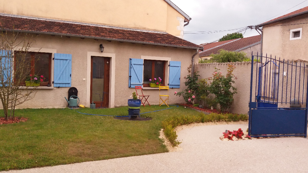 A vendre Maison SAUVIGNY 100m² 4 piéces