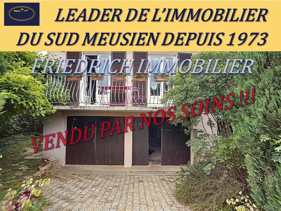 A vendre Maison FAINS VEEL 110.000 6 piéces