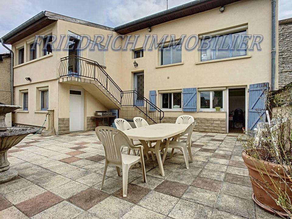 A vendre Maison SORCY ST MARTIN 190m² 178.000