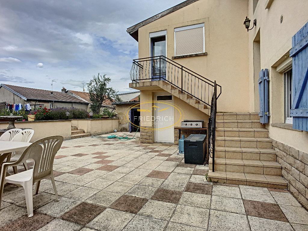A vendre Maison SORCY ST MARTIN 190m² 6 piéces