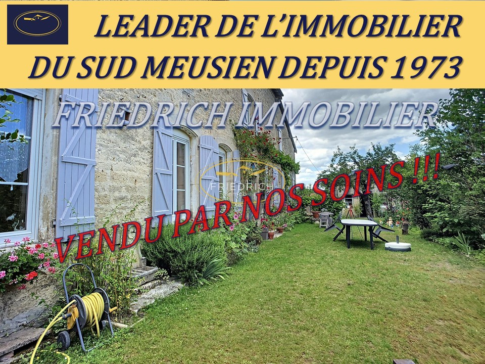 A vendre Maison VERDUN 293.000