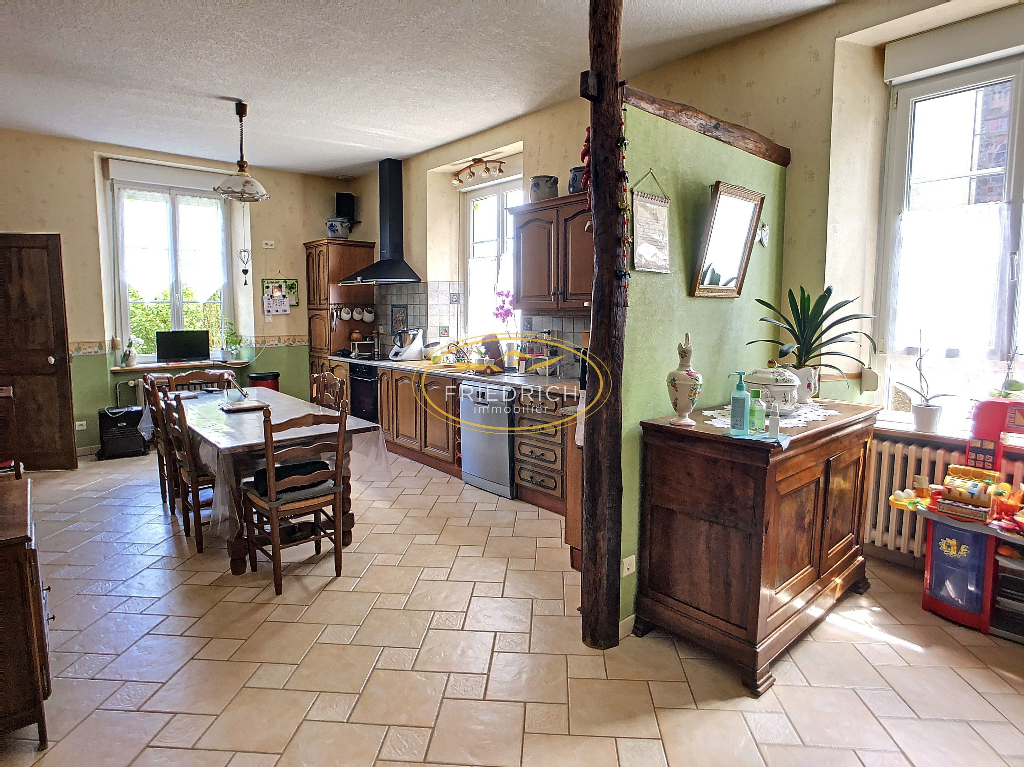 A vendre Maison VERDUN 264m² 8 piéces