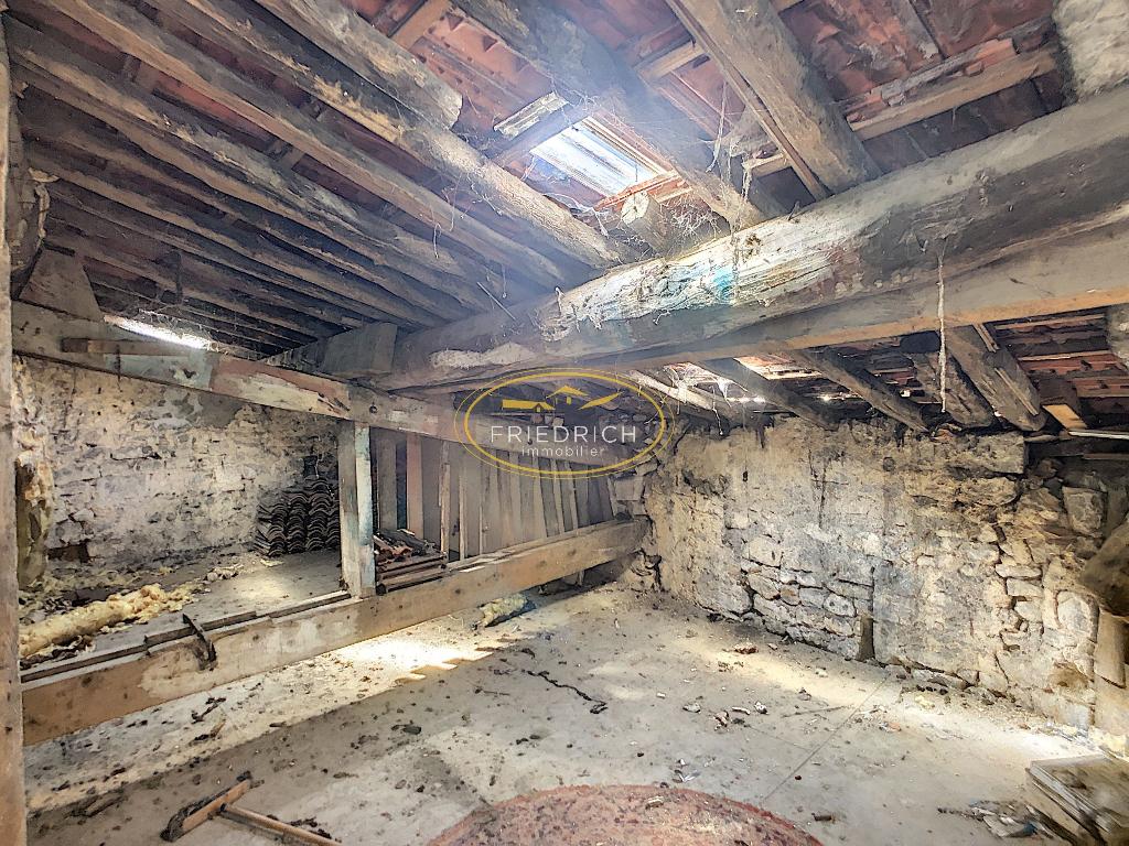 A vendre Immeuble SAINT MIHIEL 122m² 34.500