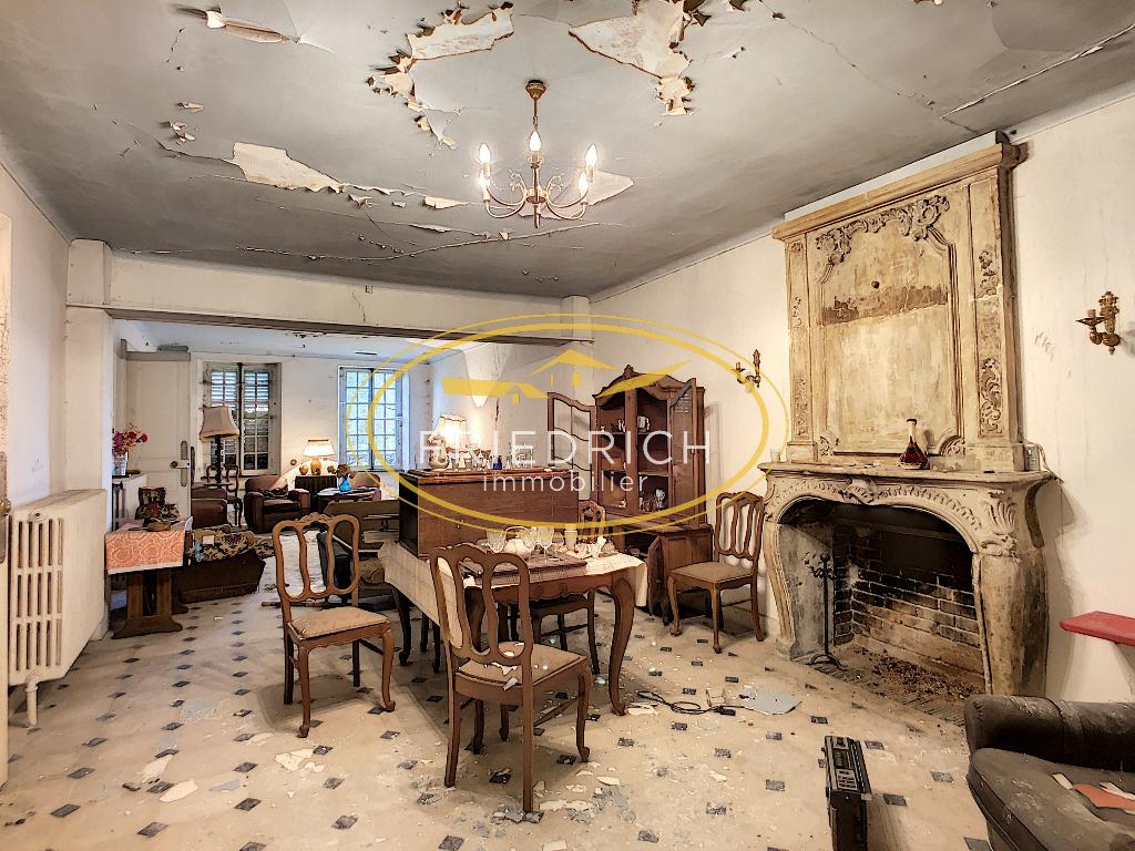 A vendre Maison LACROIX SUR MEUSE 300m² 39.000 10 piéces
