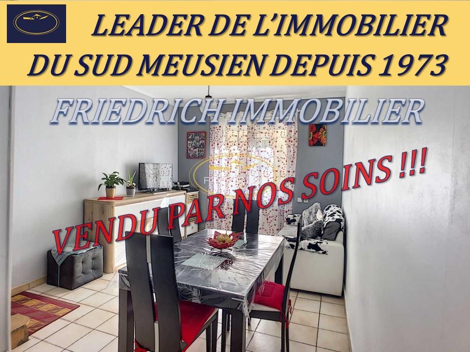 A vendre Maison COMMERCY 63m²