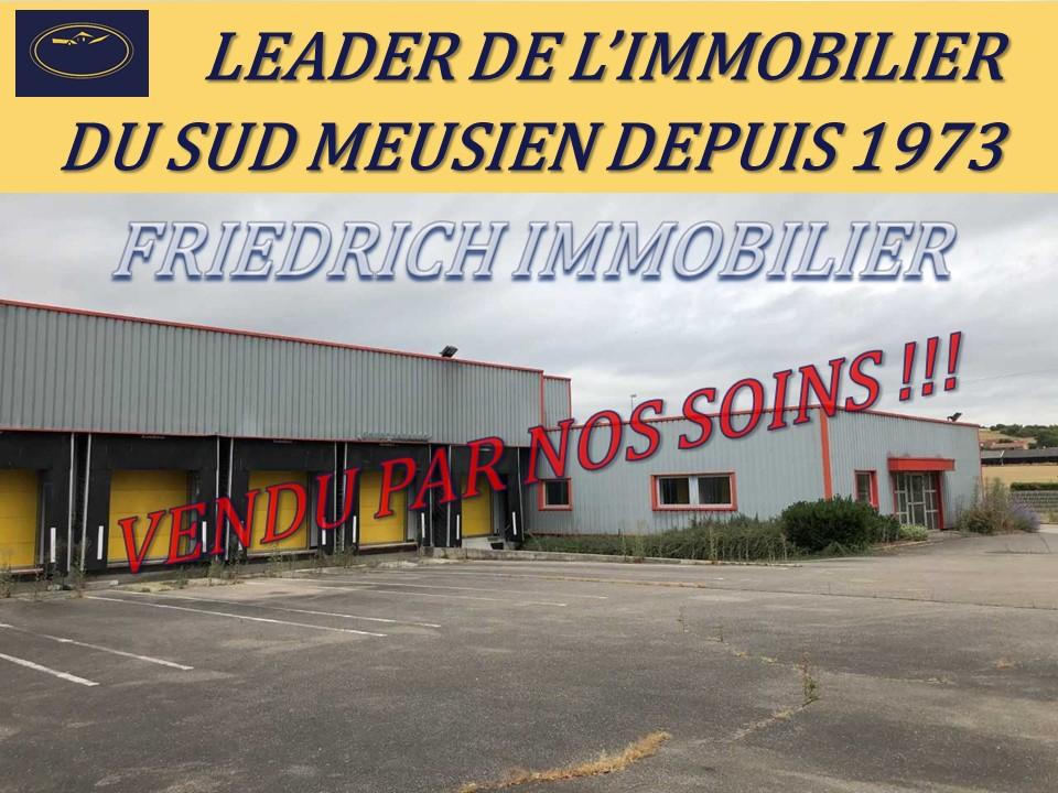 A vendre Entrepôt / Local industriel SAINT MIHIEL  piéces