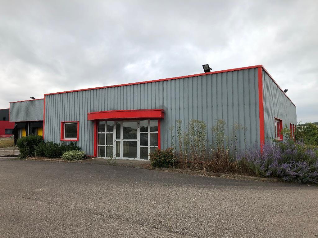 A vendre Entrepôt / Local industriel SAINT MIHIEL 1300m²  piéces