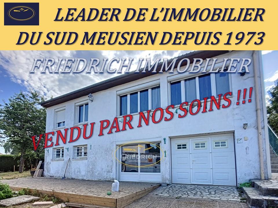 A vendre Maison COMMERCY 99m² 6 piéces