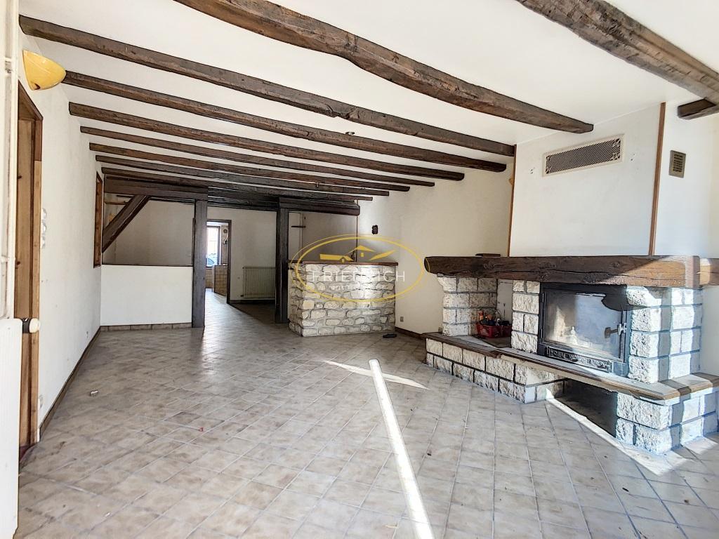 A vendre Maison COMMERCY 55.000 6 piéces