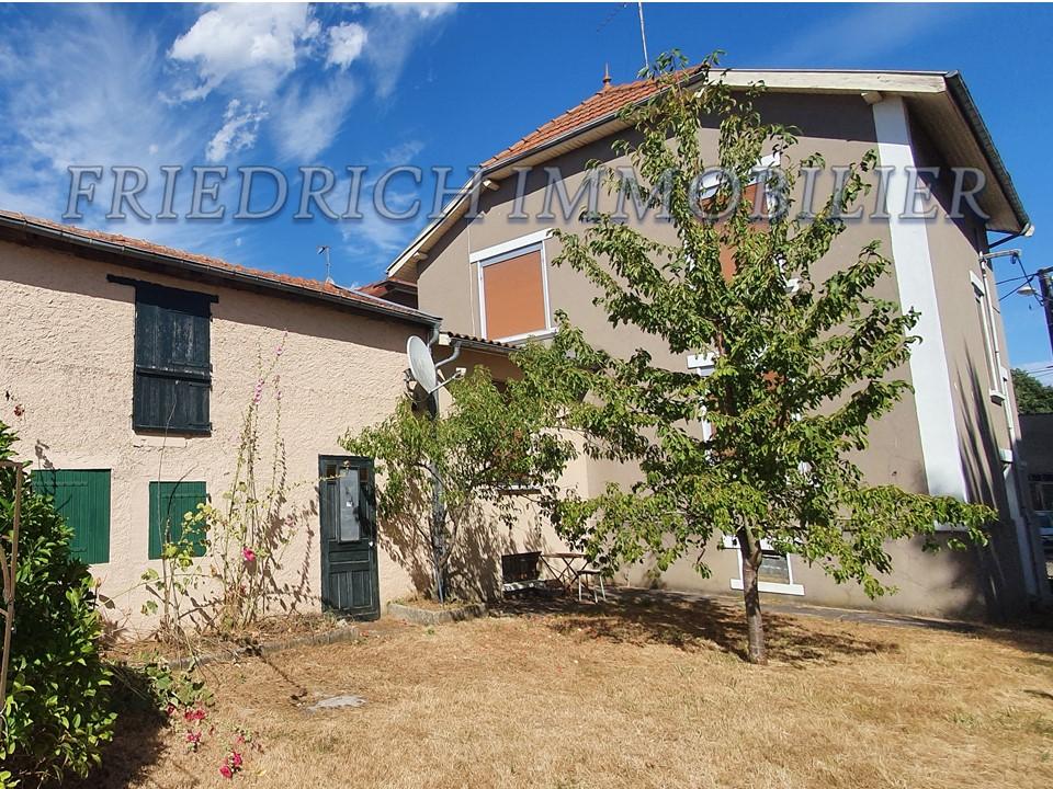 A vendre Maison BEAUSITE 107m² 87.000 6 piéces