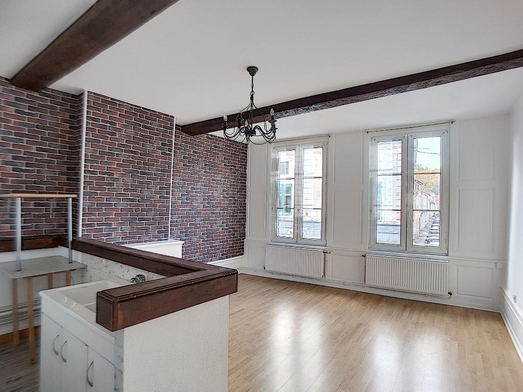 A louer Appartement LIGNY EN BARROIS 58m² 310