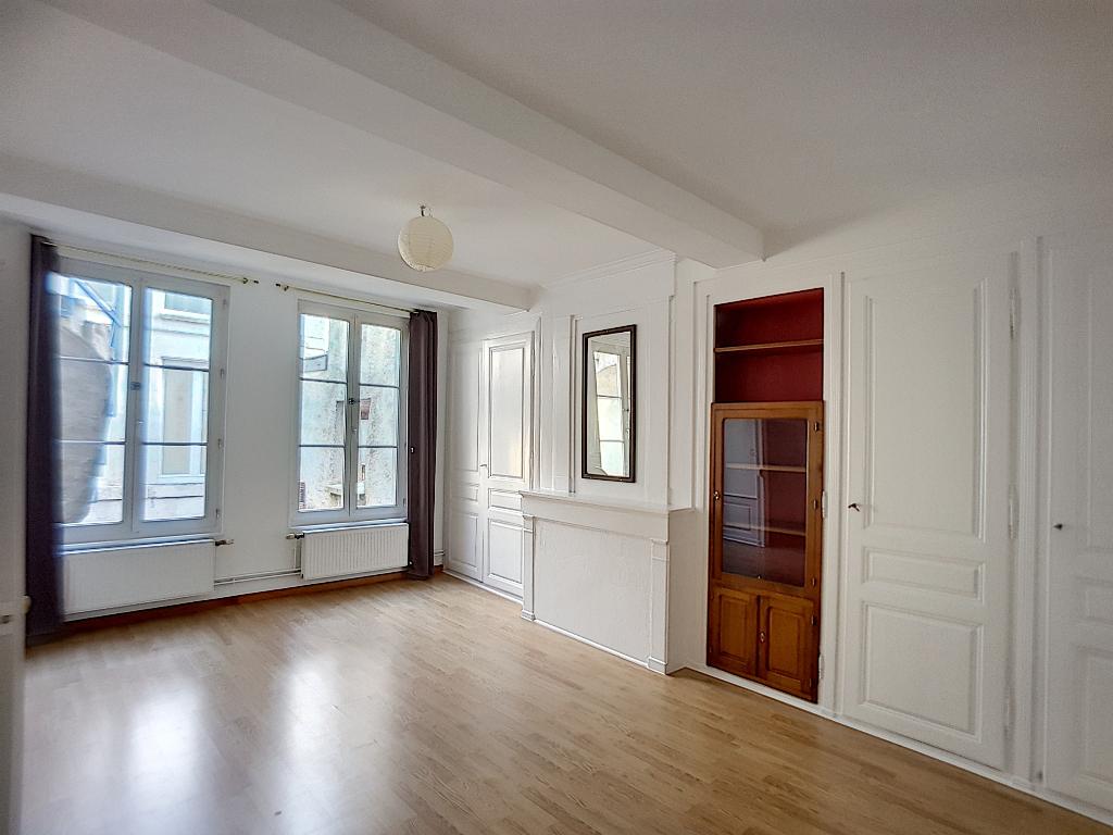 A louer Appartement LIGNY EN BARROIS 58m² 2 piéces