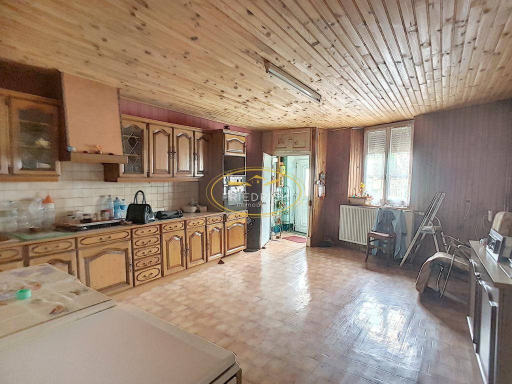 A vendre Maison ST AUBIN SUR AIRE 129.23m² 35.000