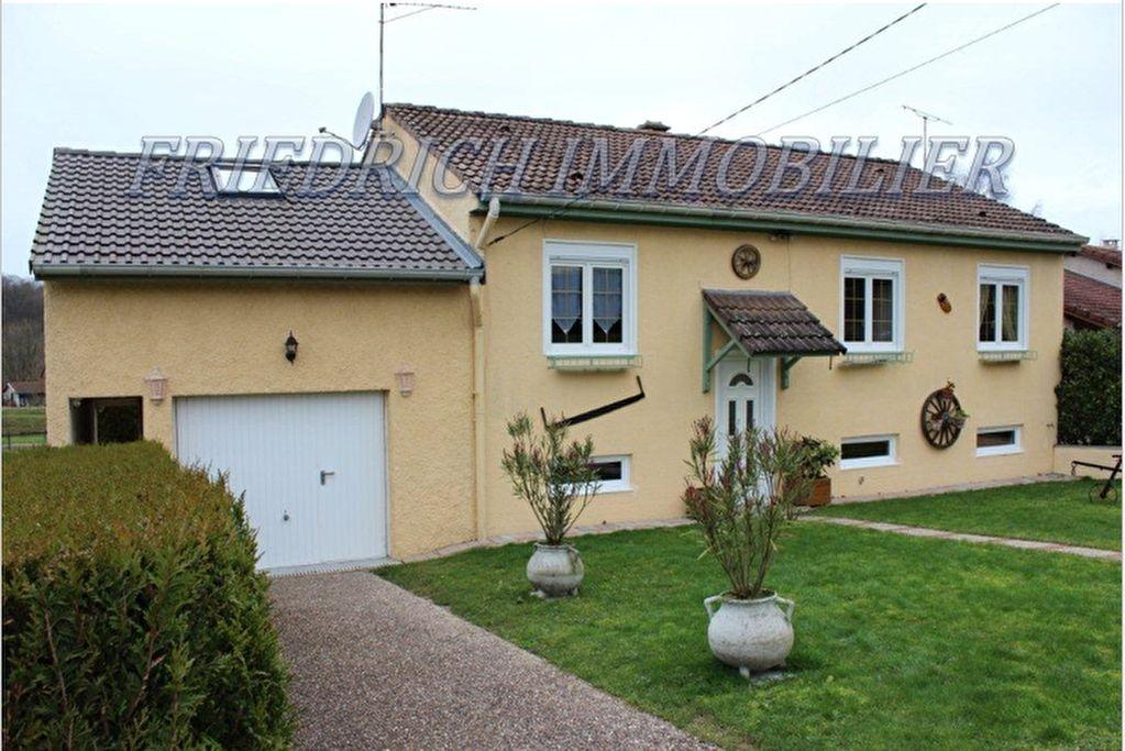 A vendre Maison LIGNY EN BARROIS 158.000 9 piéces
