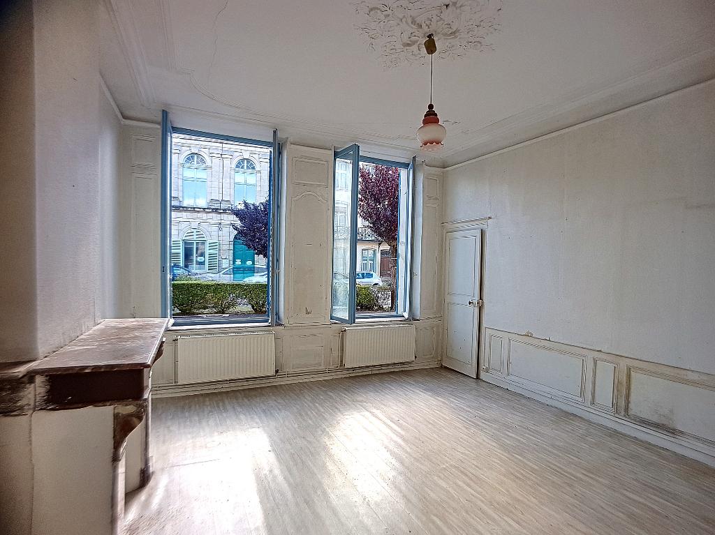 A vendre Appartement LIGNY EN BARROIS 61.000 3 piéces