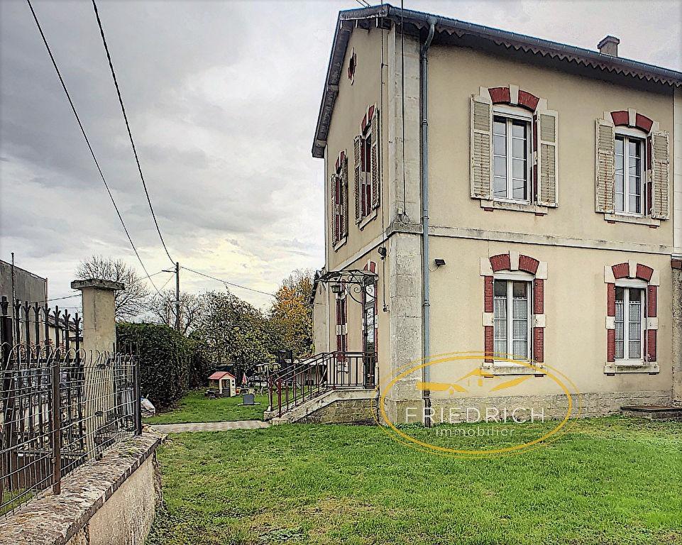 A vendre Maison SAMPIGNY 102m²