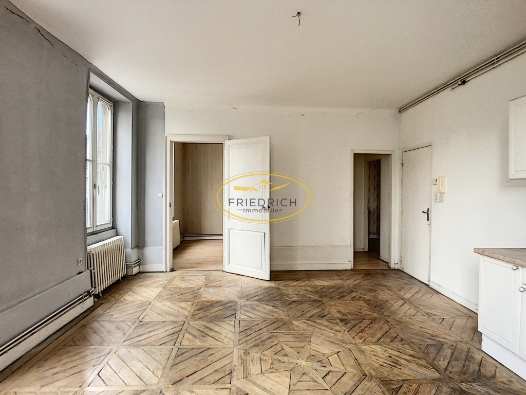 A vendre Appartement COMMERCY 52m² 3 piéces