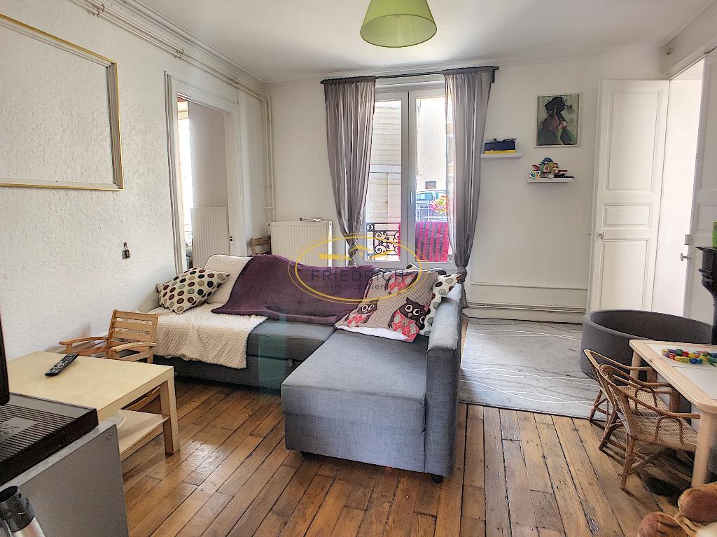 A vendre Appartement SAINT MIHIEL 105m² 4 piéces