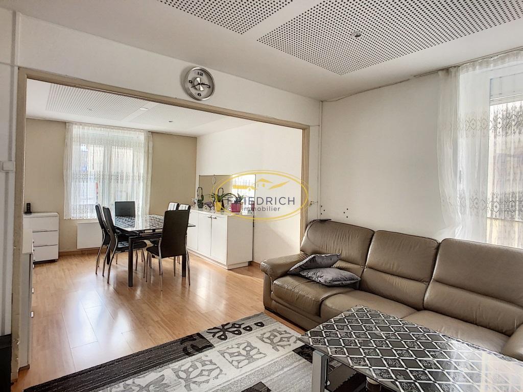 A vendre Maison COMMERCY 110m² 119.000 6 piéces