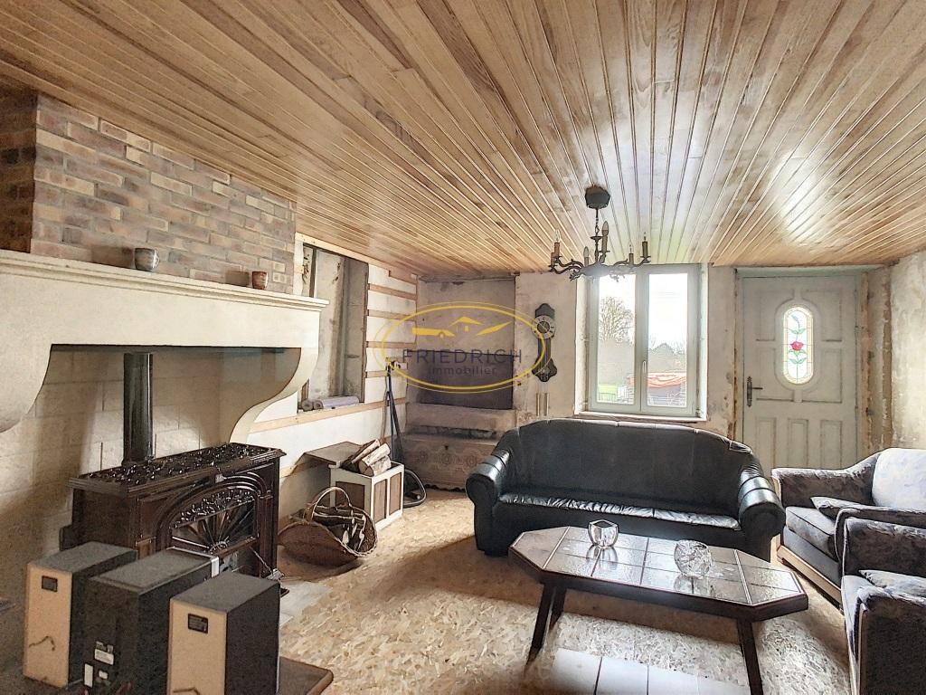 A vendre Maison EUVILLE 114m² 77.000 5 piéces