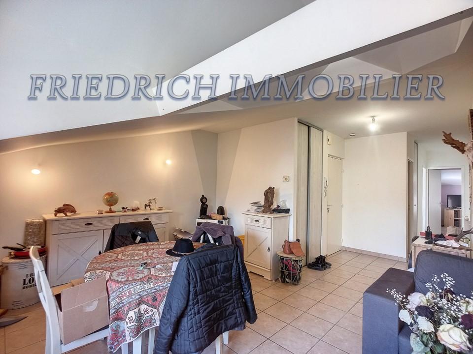 A louer Appartement LIGNY EN BARROIS 57m² 3 piéces