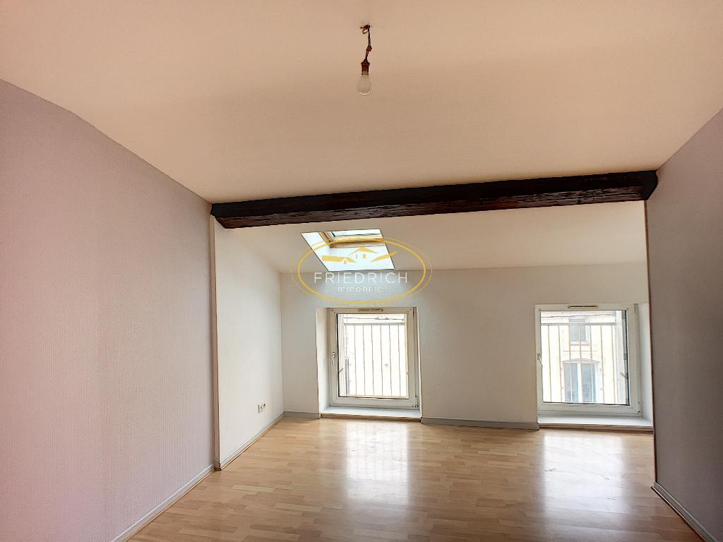 A louer Appartement COMMERCY 47m² 305 2 piéces