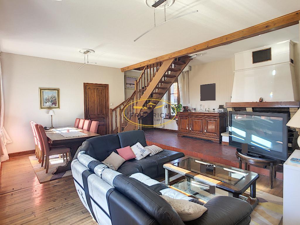 A vendre Maison SAMPIGNY 110m² 165.000 7 piéces