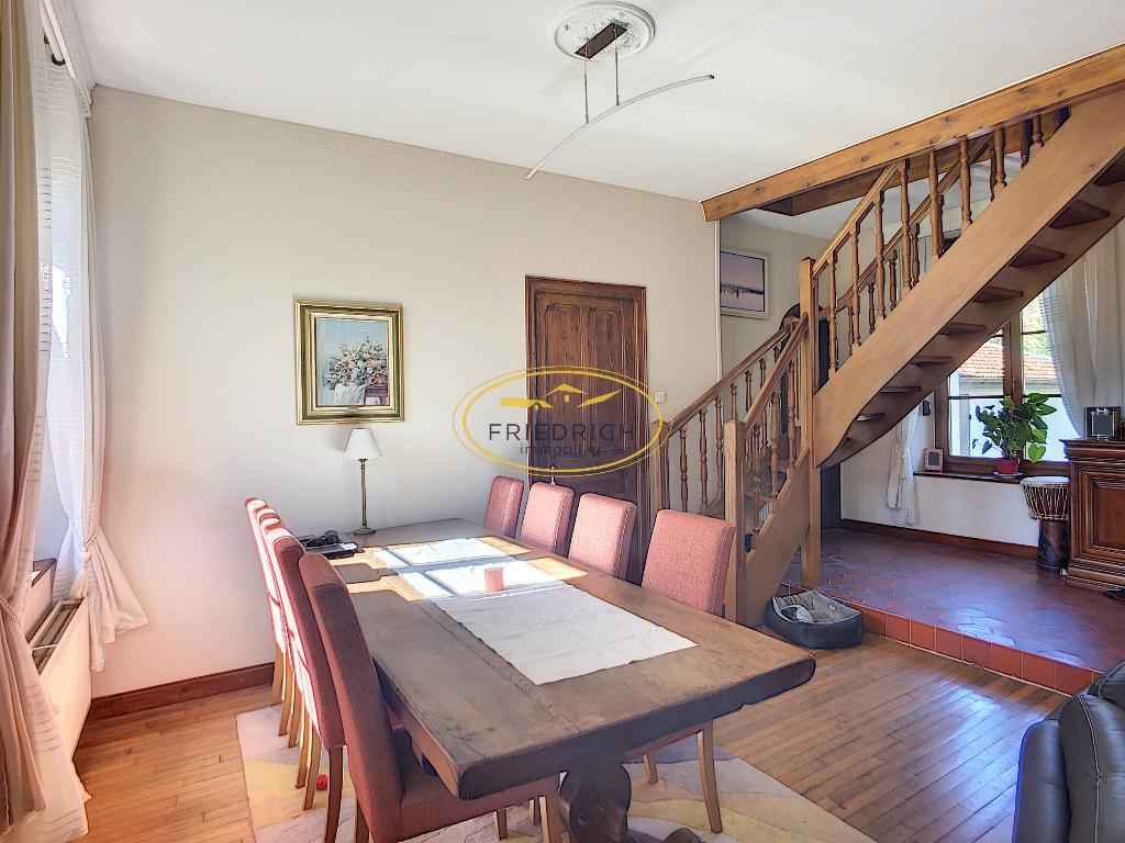 A vendre Maison SAMPIGNY 165.000 7 piéces