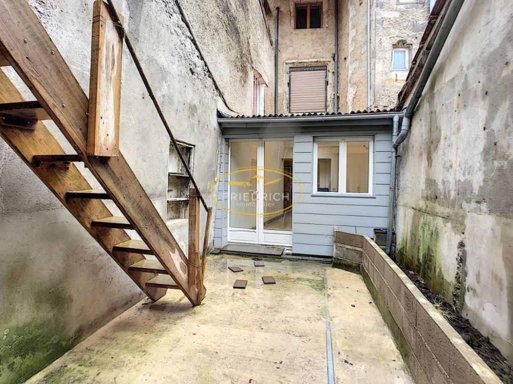 Maison de ville habitable de suite - SAINT-MIHIEL