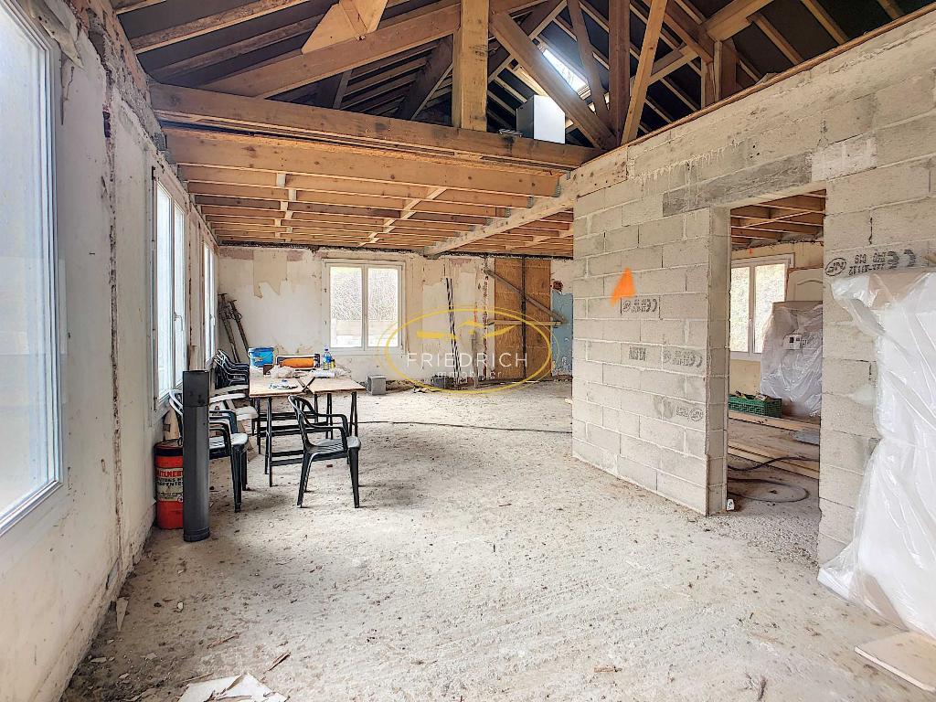 A vendre Maison LEROUVILLE 83m² 3 piéces