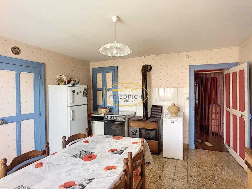 A vendre Maison SAMPIGNY 60m² 4 piéces
