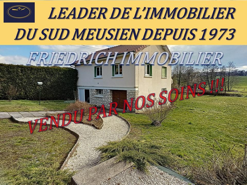 A vendre Maison SEUIL D ARGONNE