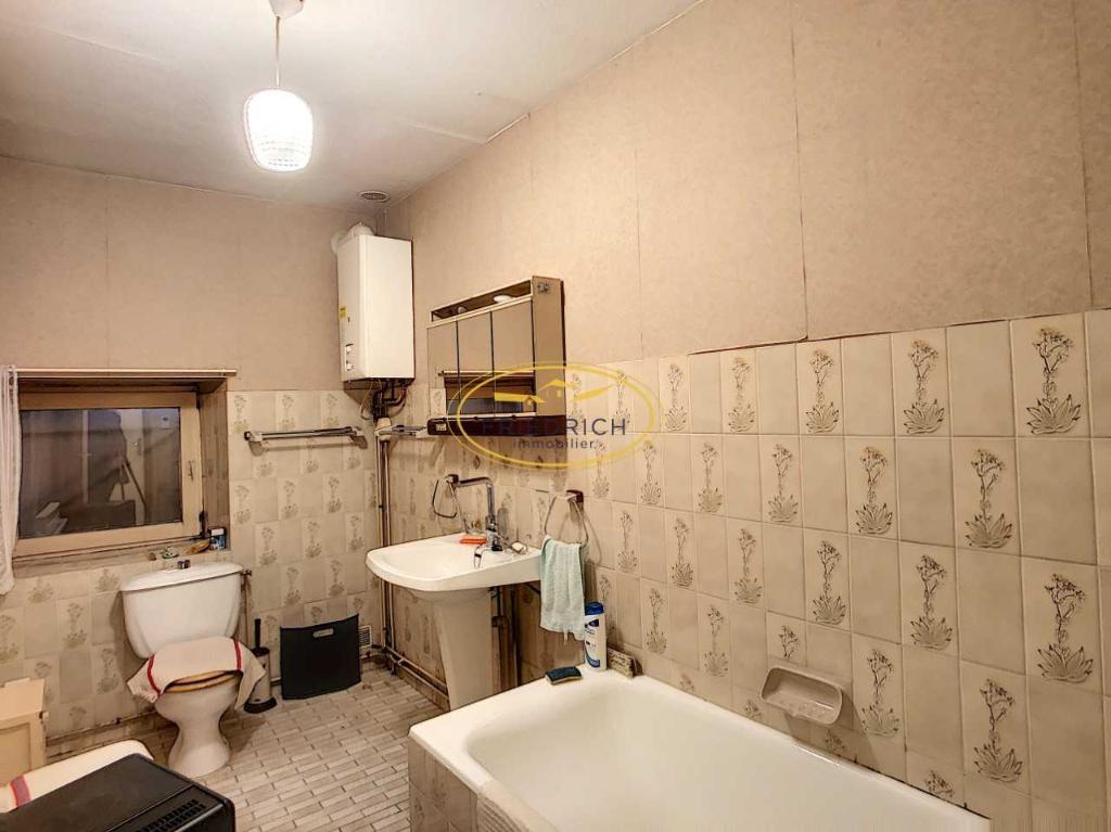 A vendre Maison DOMPCEVRIN 120m² 77.000