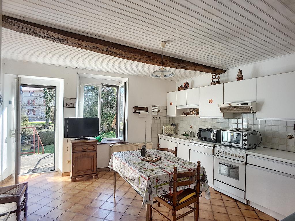 A vendre Maison MONTIERS SUR SAULX 5 piéces