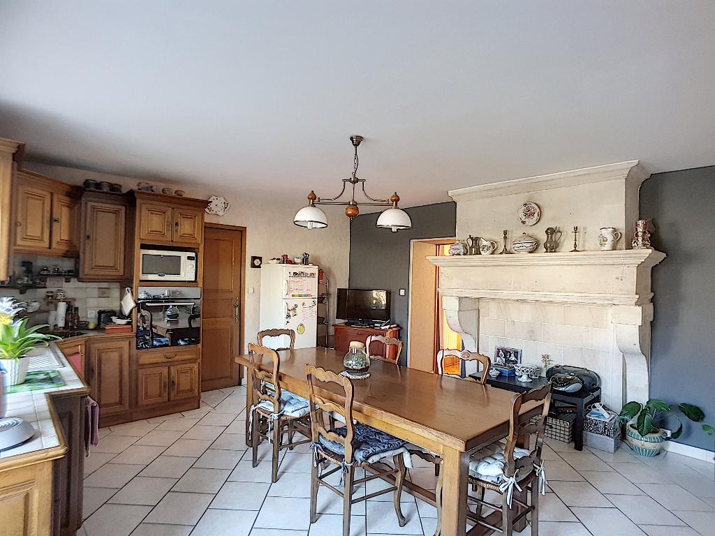 A vendre Maison DAMMARIE SUR SAULX 161m² 124.000 6 piéces