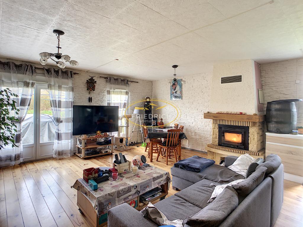 A vendre Maison LES MONTHAIRONS 71m² 4 piéces