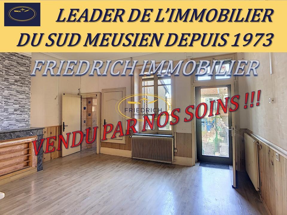A vendre Maison COMMERCY 94m²