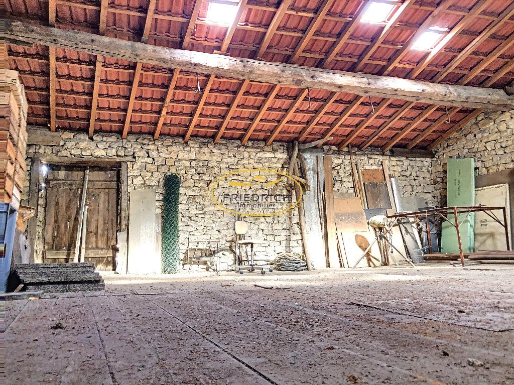 A vendre Grange ERNEVILLE AUX BOIS 15.000 1 piéces