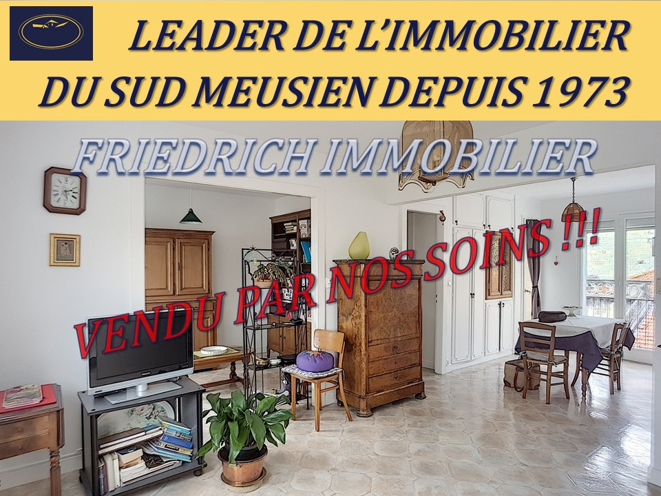 A vendre Appartement LIGNY EN BARROIS 42.000