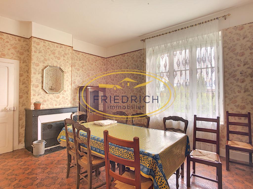 A vendre Maison DOMPCEVRIN 188m²