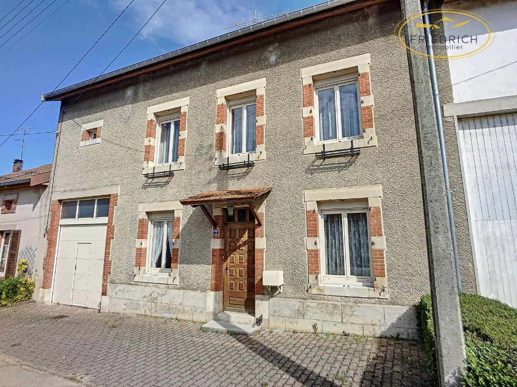 A vendre Maison LACROIX SUR MEUSE 140m² 7 piéces